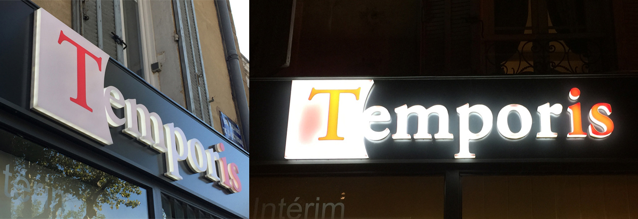 Enseignes 13 bouches du rh ne bienvenue chez enseignes modernes fabricant d 39 enseignes - Ras interim salon de provence ...